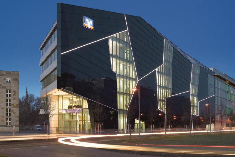 Hauptverwaltung der Volksbank Karlsruhe eG