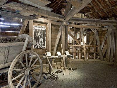 bergwerkmuseum rossgang grimmheimat nordhessen. Black Bedroom Furniture Sets. Home Design Ideas
