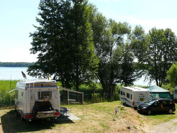 Campingplatz, Foto: Ziesig