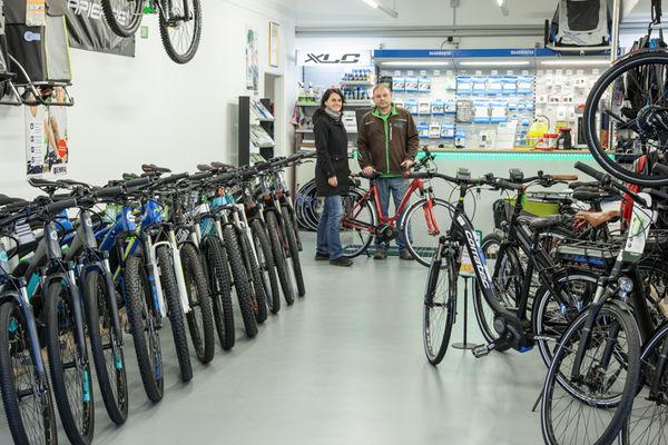 Ladenräume ebikeplus Kelheim