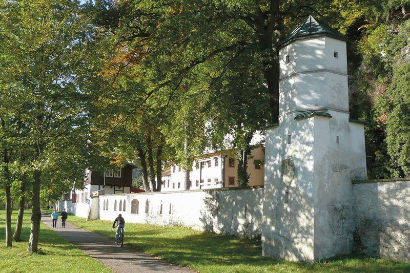Einsiedelei Klösterl im Naturschutzgebiet Weltenburger Enge