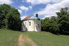 Die Frauenbergkapelle befindet sich oberhalb vom Kloster Weltenburg.