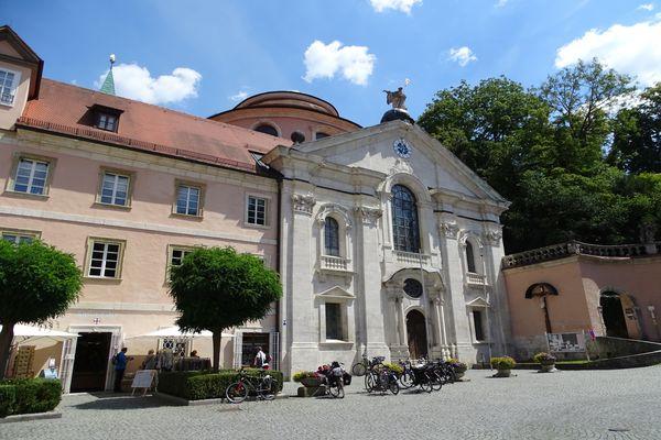 Klosterkirche Weltenburg