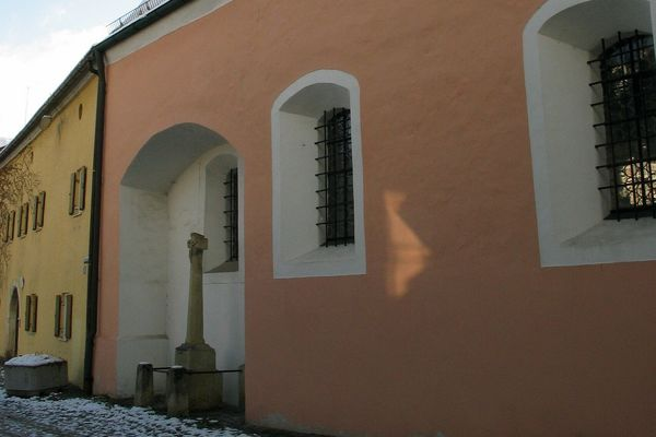 Ottokapelle in Kelheim