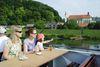 Schifffahrt von Kelheim durch den Donaudurchbruch
