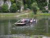 Bequemes Übersetzen über die Donau bei Weltenburg mit der Seilfähre.