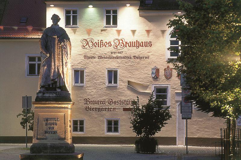 Brauerei Schneider in Kelheim