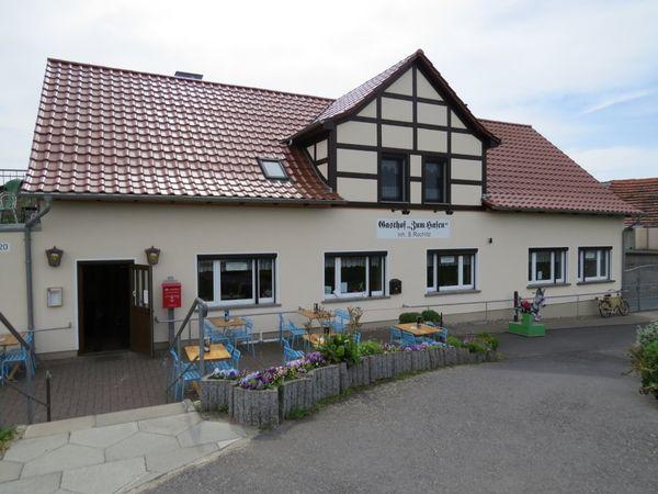 Gasthaus Am Hafen, Foto: Antje Rochlitz