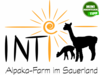 Das Logo der Alpakafarm & Prüfsiegel als Mini-Abenteuer von Campz