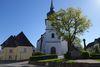 Die evangelische Magarethenkirche liegt zentral im ehemaligen Kiersper Ortsteil