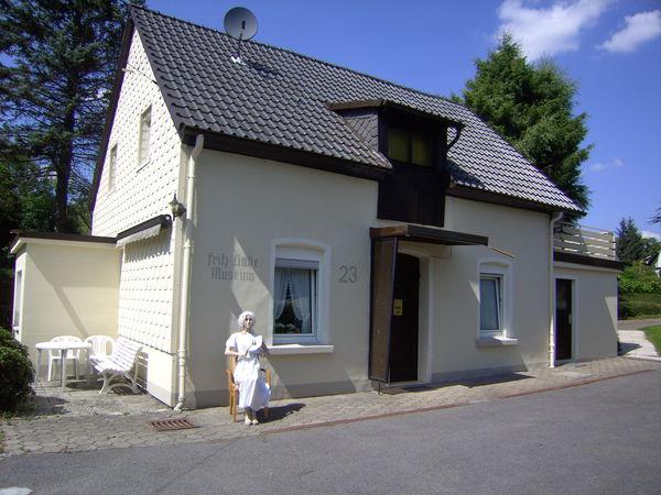 Das Fritz-Linde-Museum in Kierspe