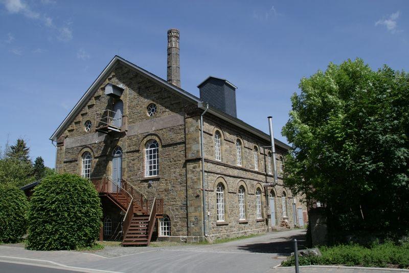 Außenansicht Historische Brennerei