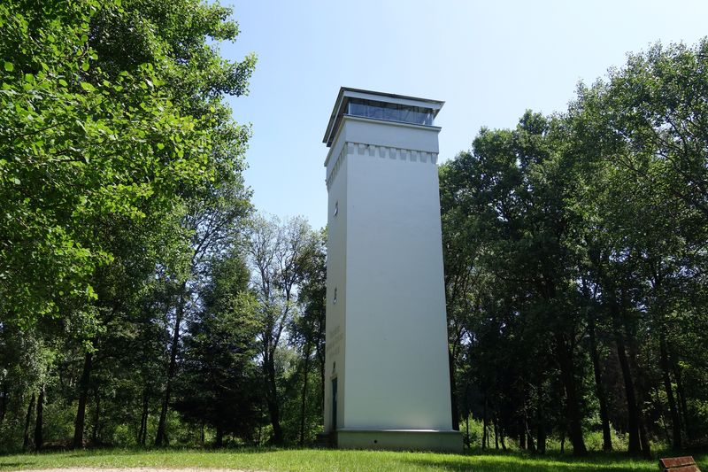 Der Wienhagener Turm am Rastplatz Wienhagen