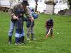 Kinderspaß beim Bogenschießen in Kirchberg i. Wald