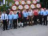 Brauereiwagen beim Gotthardfest in Kirchberg i. Wald