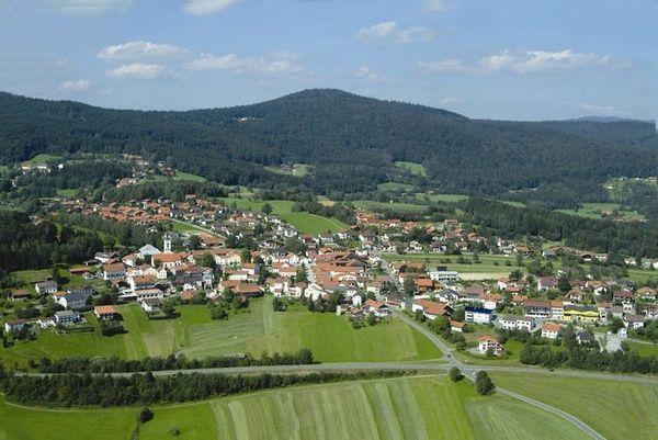 Kirchdorf im Wald