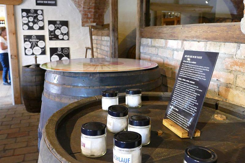 Ausstellung im Whisky-Hof Penninger