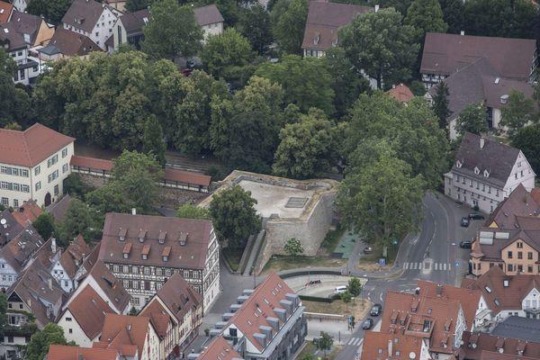 Bastion in Kirchheim unter Teck