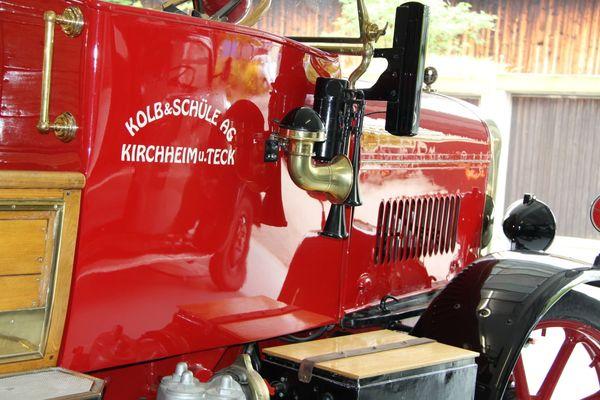 Feuerwehrmuseum in Kirchheim unter Teck