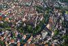 Blick auf die Innenstadt von Kirchheim unter Teck