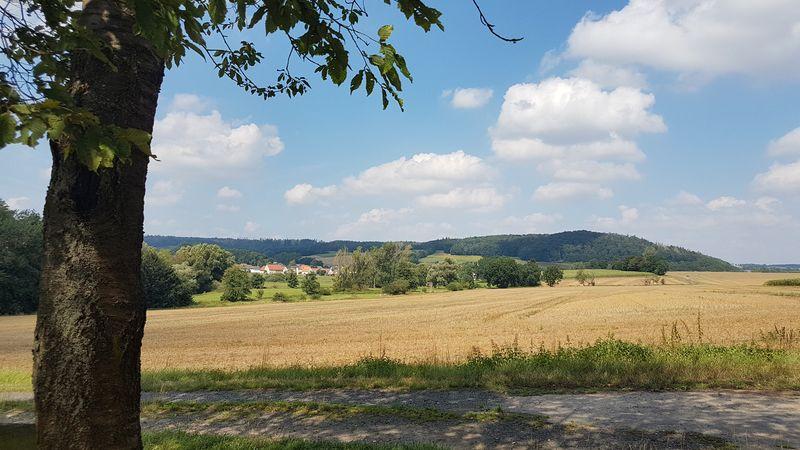 Große Runde über den Bahnradweg Rotkäppchenland und den Schwalmradweg nach Alsfeld