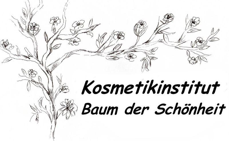 Logo Kosmetikinstitut Baum der Schönheit