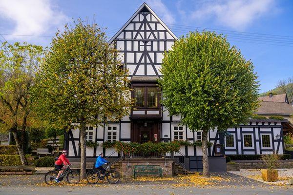 "E-Bike Ladestation Gasthof ""Zu den Linden"""