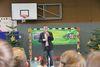 Bernd Fuhrmann, 1. Vorsitzender des Naturparks Sauerland Rothaargebirge e.V., begrüßt die Anwesenden zur offiziellen Zertifizierungsfeier