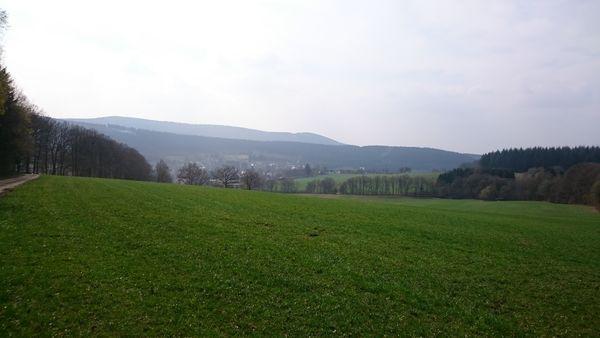 """Rahrbacher PoesieWeg - Verweil-Ort """"Ankommen"""""""