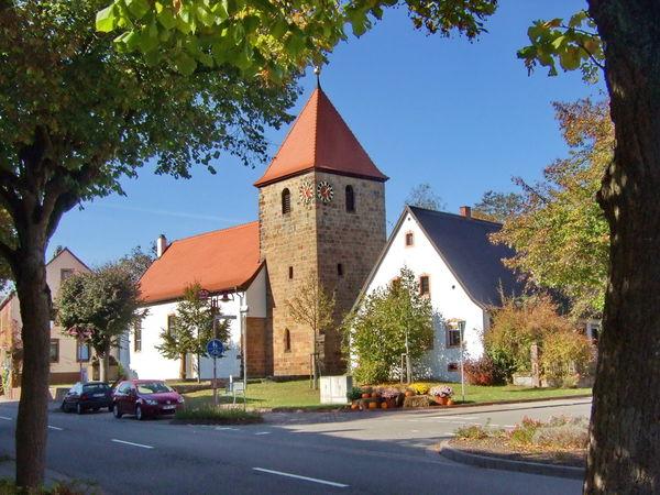 Elisabeth-Kirche Limbach