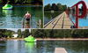 Badespaß in natürlichem Quellwasser