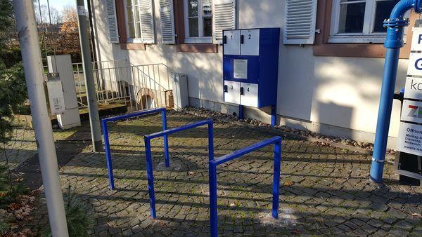 E-Bike Ladestation Kleinblittersdorf