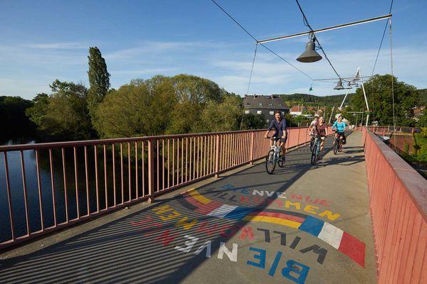Freundschaftsbrücken zwischen Deutschland und Frankreich
