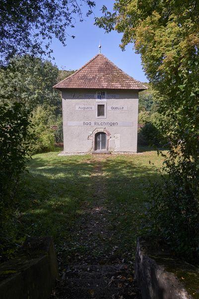 Quellhäuschen Schlossgarten Rilchingen