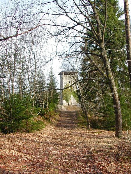Gansnestturm bei Kolbingen