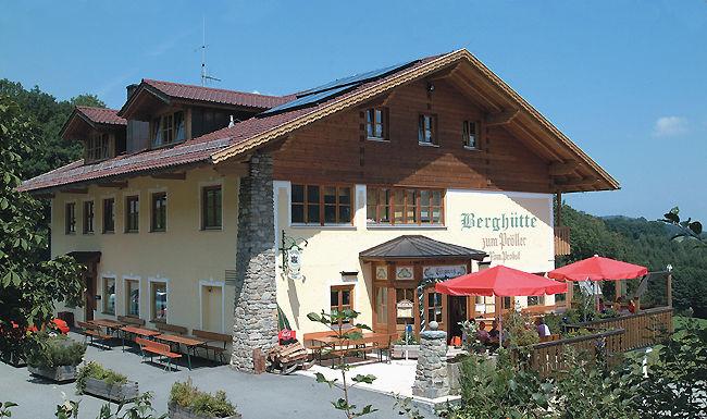 Berghütte Zum Pröller