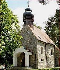 Die Filialkirche Ayrhof