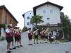 Standkonzert mit der Blaskapelle beim Heimatfest in Kollnburg im ArberLand Bayerischer Wald