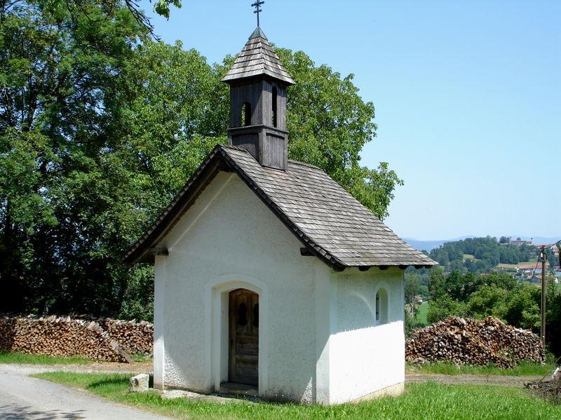 Die Kapelle Sedlhof in der Gemeinde Kollnburg im ArberLand Bayerischer Wald