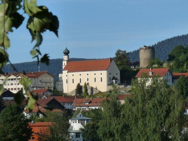 Kollnburg - das romantische Burgdorf