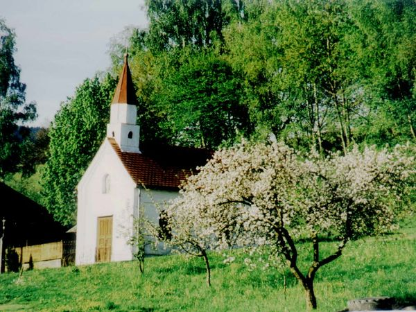 Muttergotteskapelle in Einweging