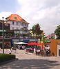 Blick auf den Berndorfer-Tor-Platz