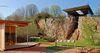 Infopavillon und Spielplatz der Erdgeschichte vor der Korbacher Spalte