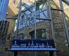 die Schnuddelbank im Museumsfoyer
