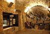 geologische Abteilung im Gewölbekeller
