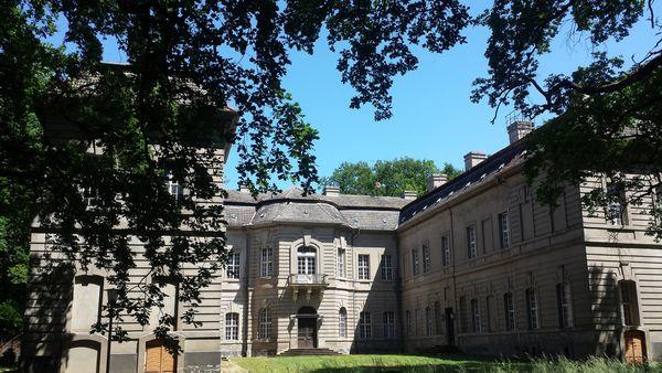 Schloss Kossenblatt, Foto: AnnaFiebig