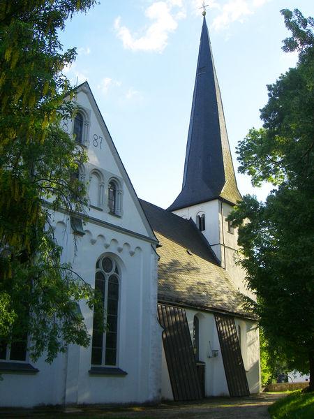 Laurentiuskirche Ferndorf (Foto: Rudolf Schöler)