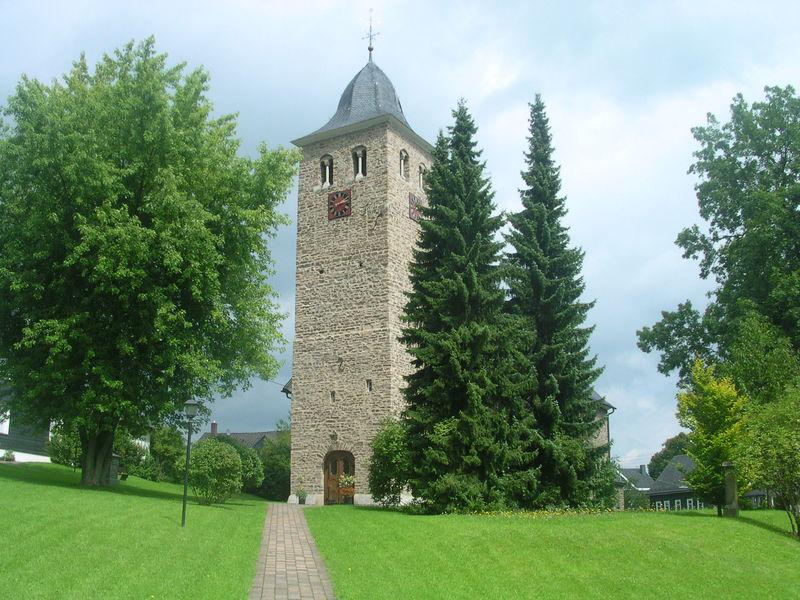 Kirche Krombach (Foto: Michael Häusig)