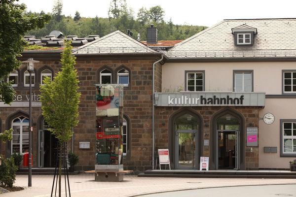 Kultur-Bahnhof Kreuztal (Foto: Alexander Kiß)