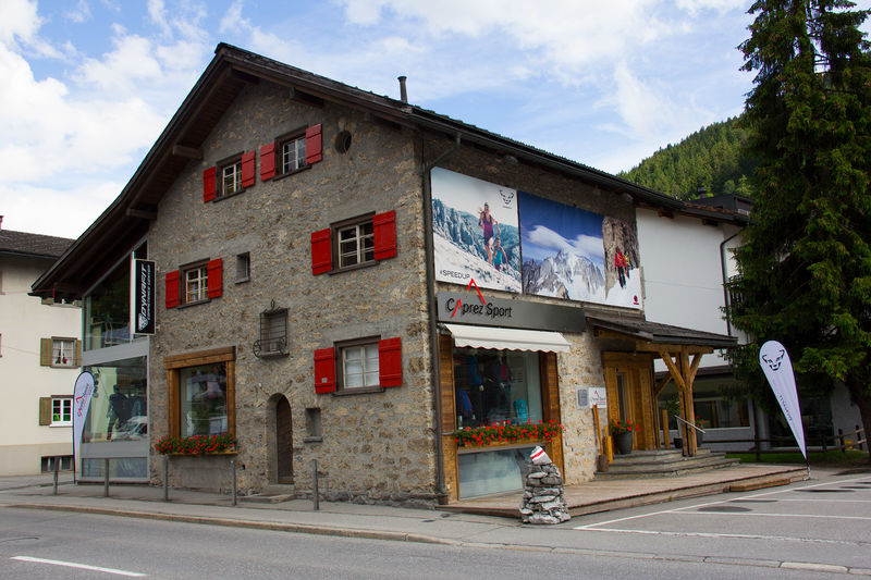Caprez Sport in Küblis